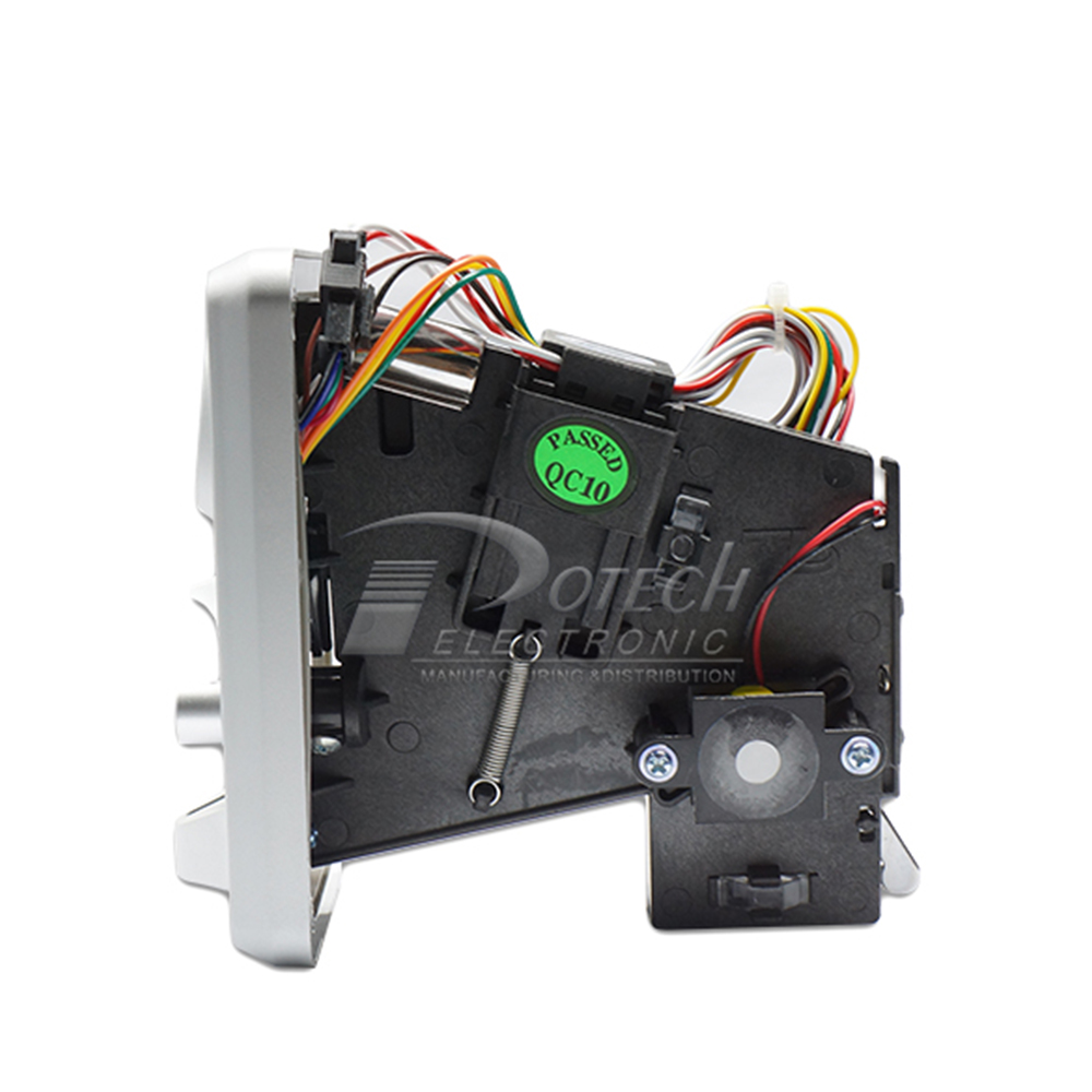 LED front panel Electronic Coin Acceptor CPU Comparison Multi Coin